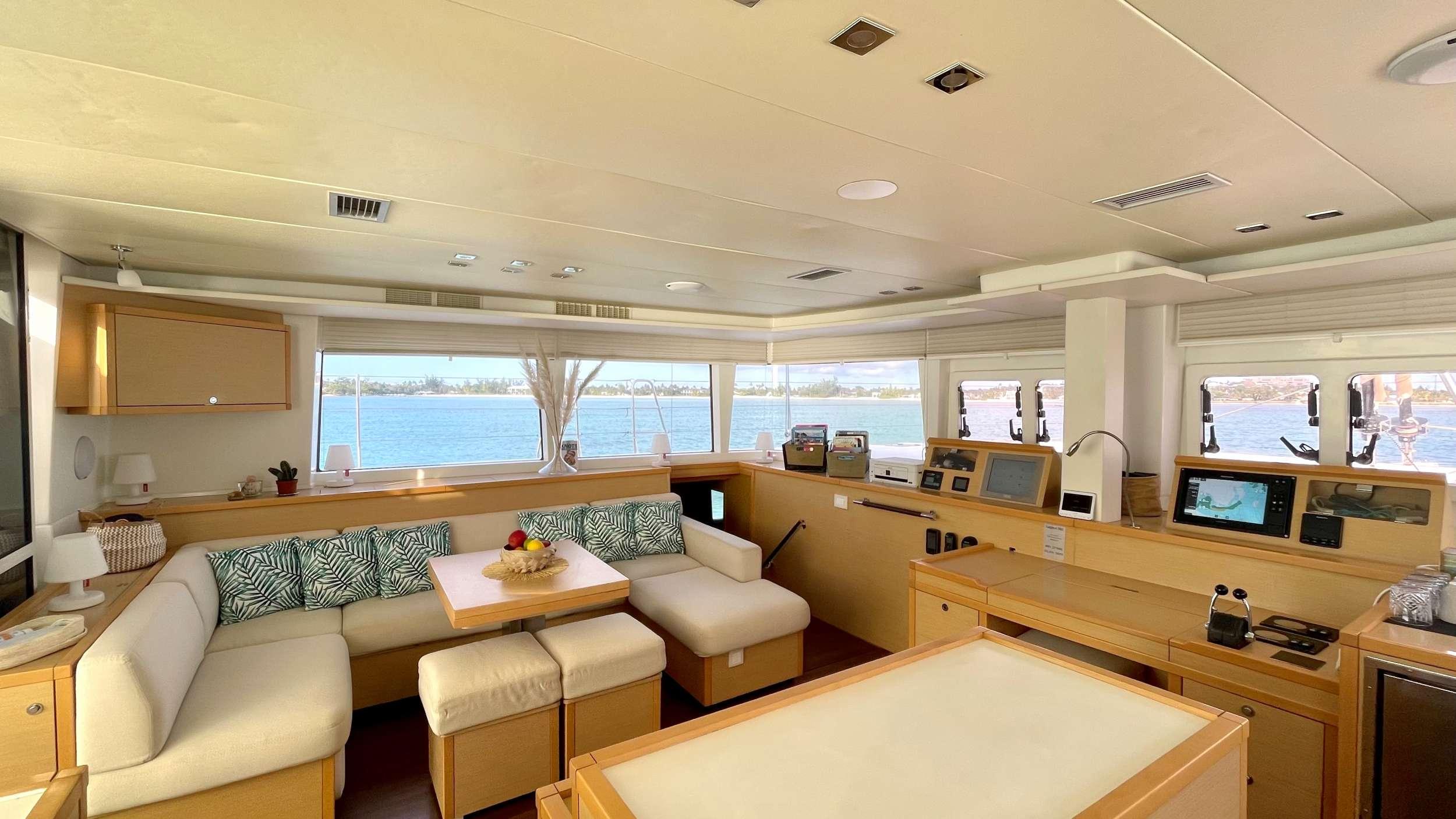 Yacht charter Zylkene 1