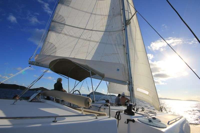 Catamaran Charter Dianna Rose
