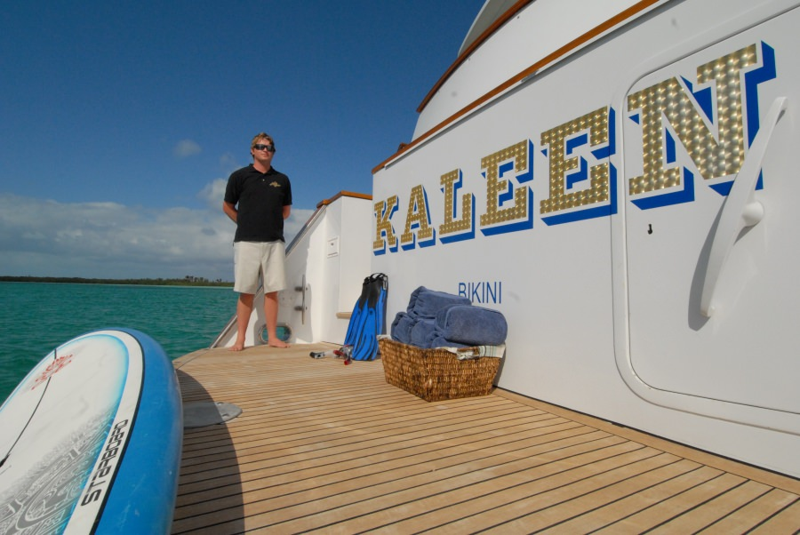 motor yacht KALEEN