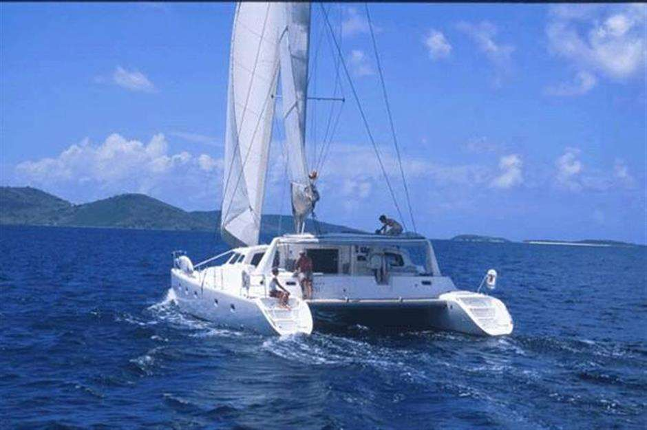 Catamaran Charter Twilight Rodeo