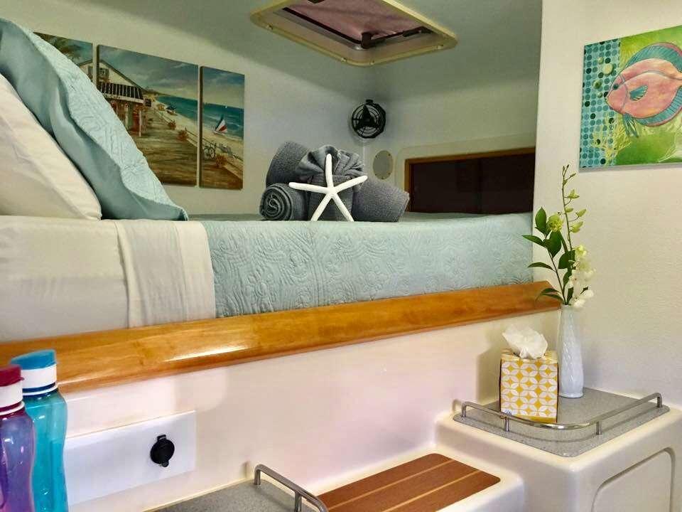 Starboard Fwd Cabin