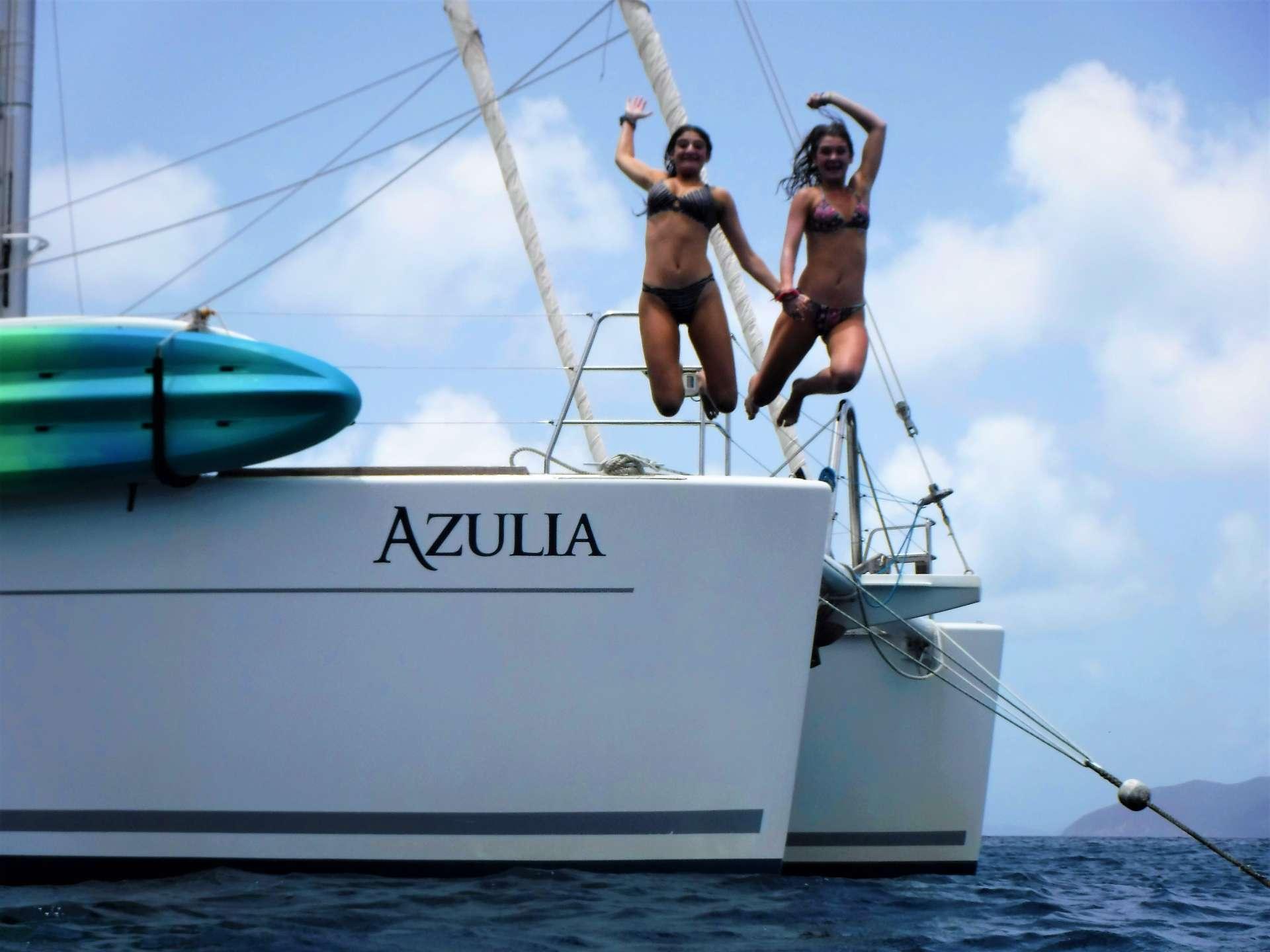 AZULIA II yacht image # 13