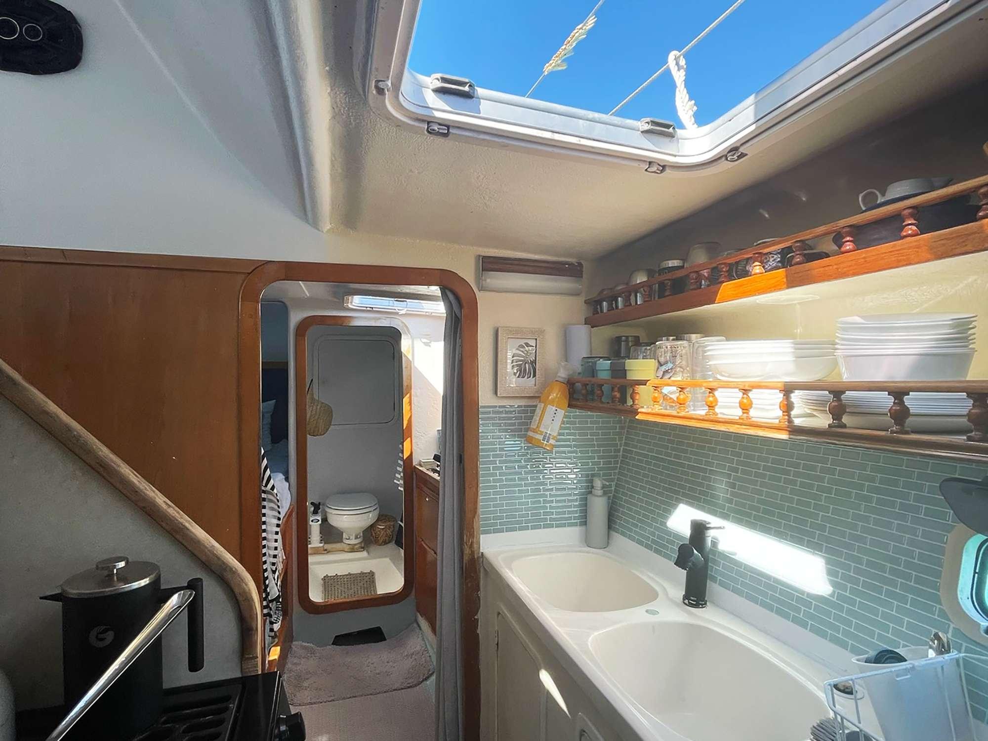 Catamaran Charter Rubicon
