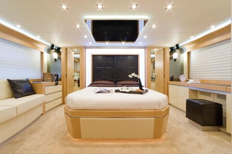Master cabin