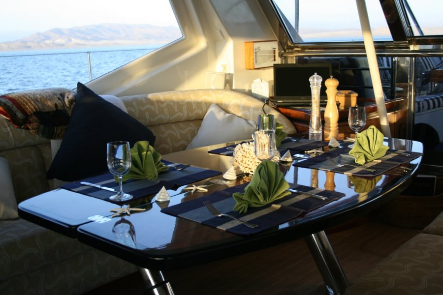 Pilothouse Dining