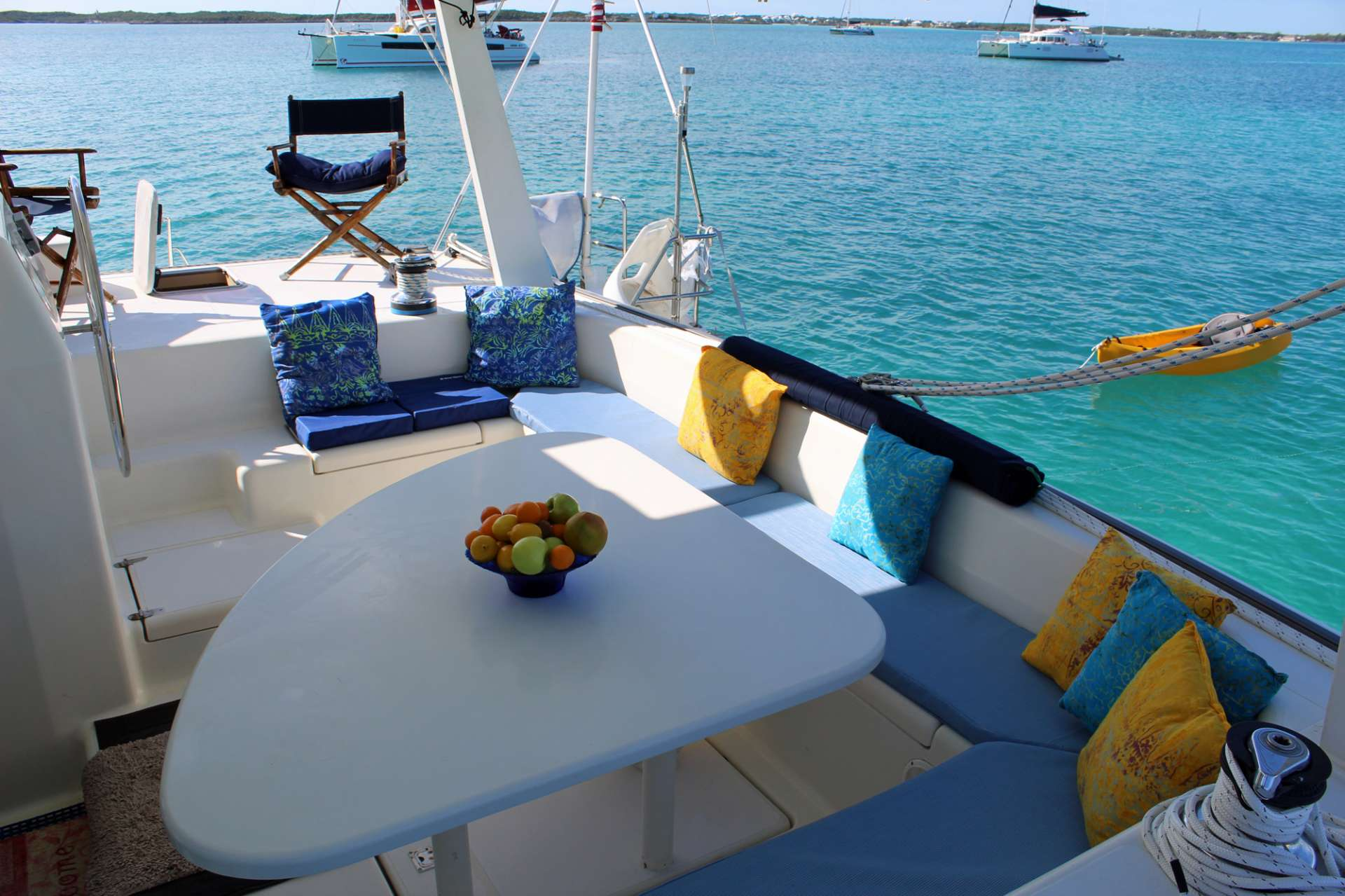 Catamaran Charter Swish
