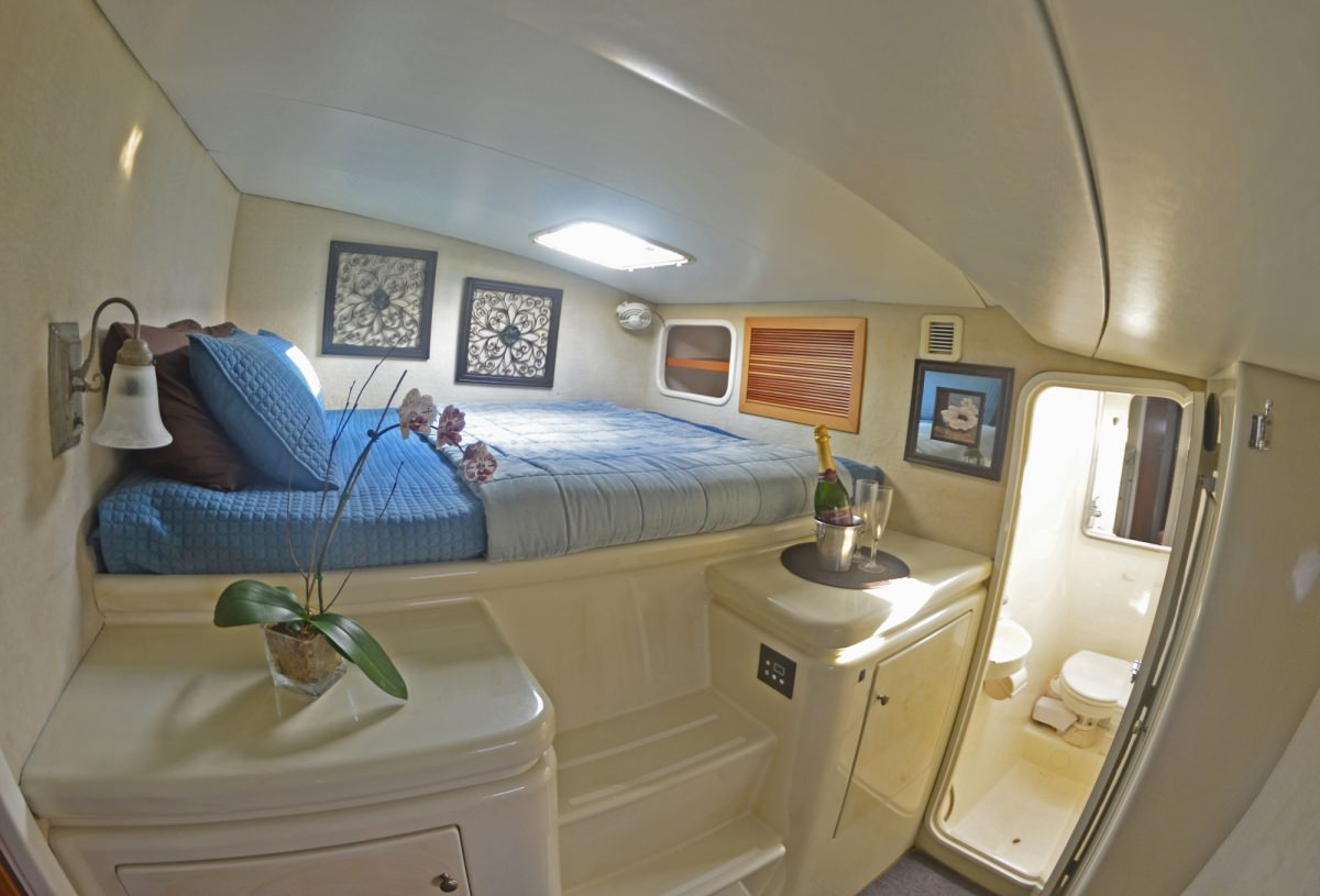 Port Forward Guest Cabin