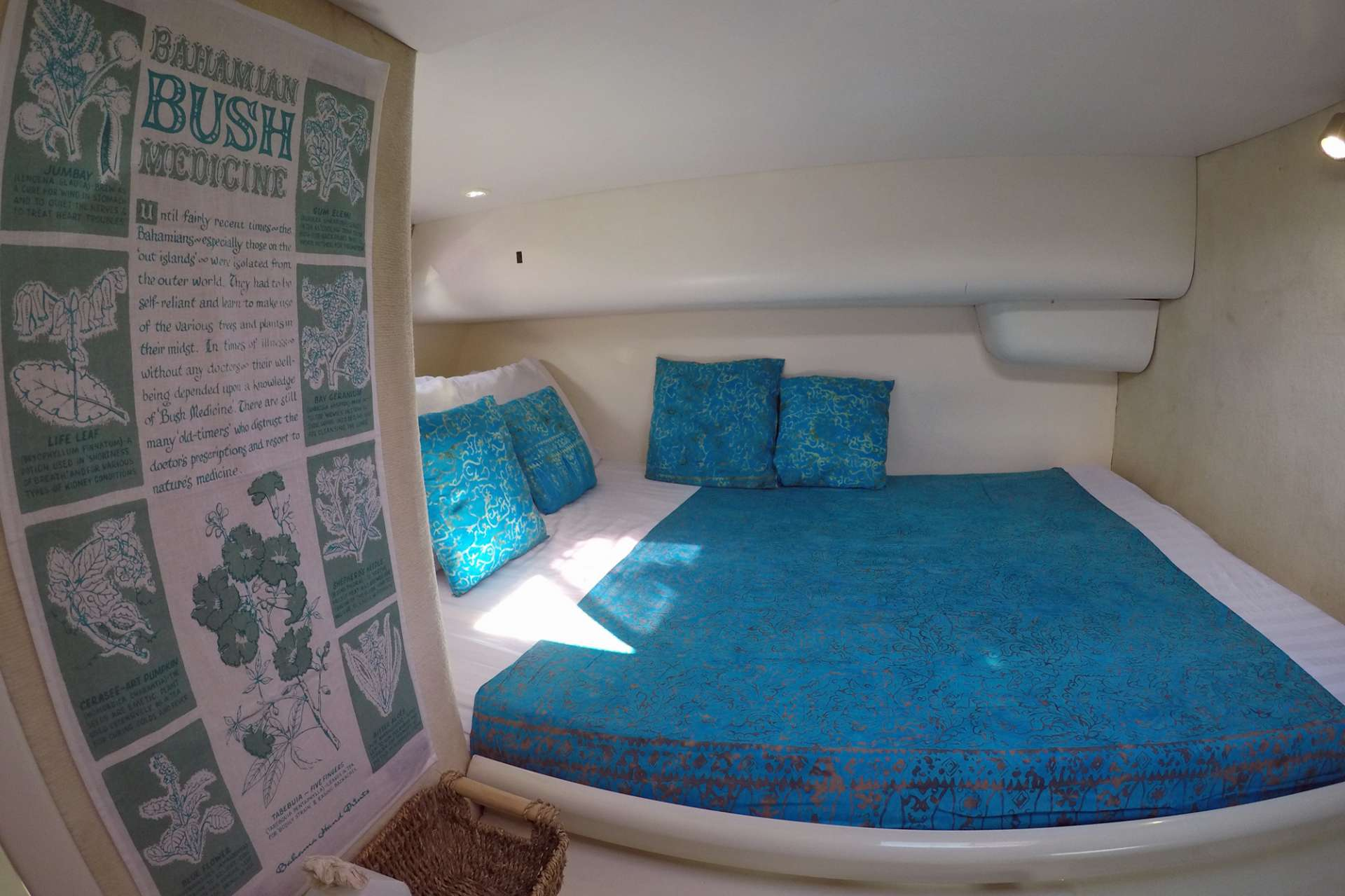 Starboard Aft Guest Cabin
