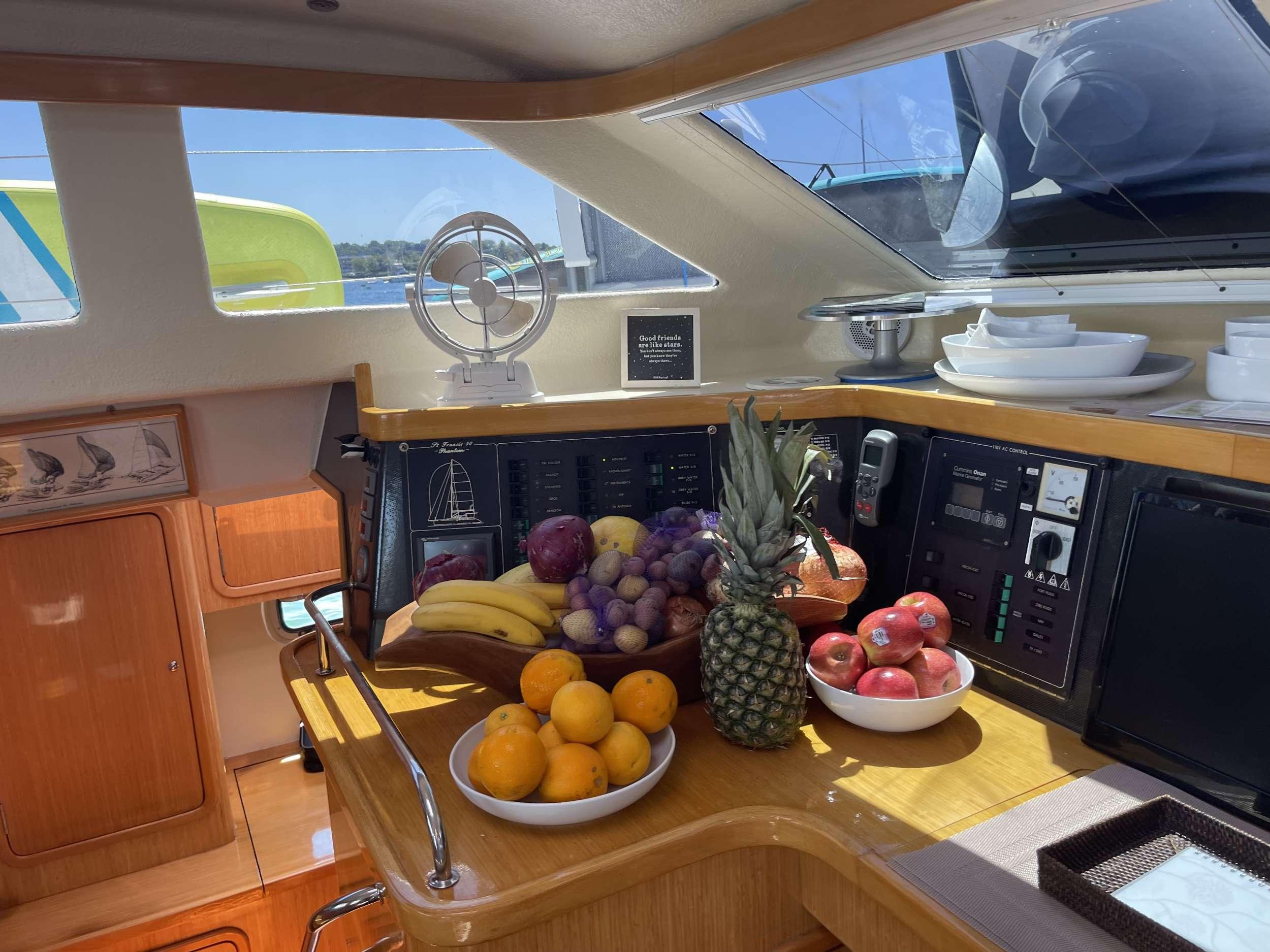 Catamaran Charter Paradigm Shift