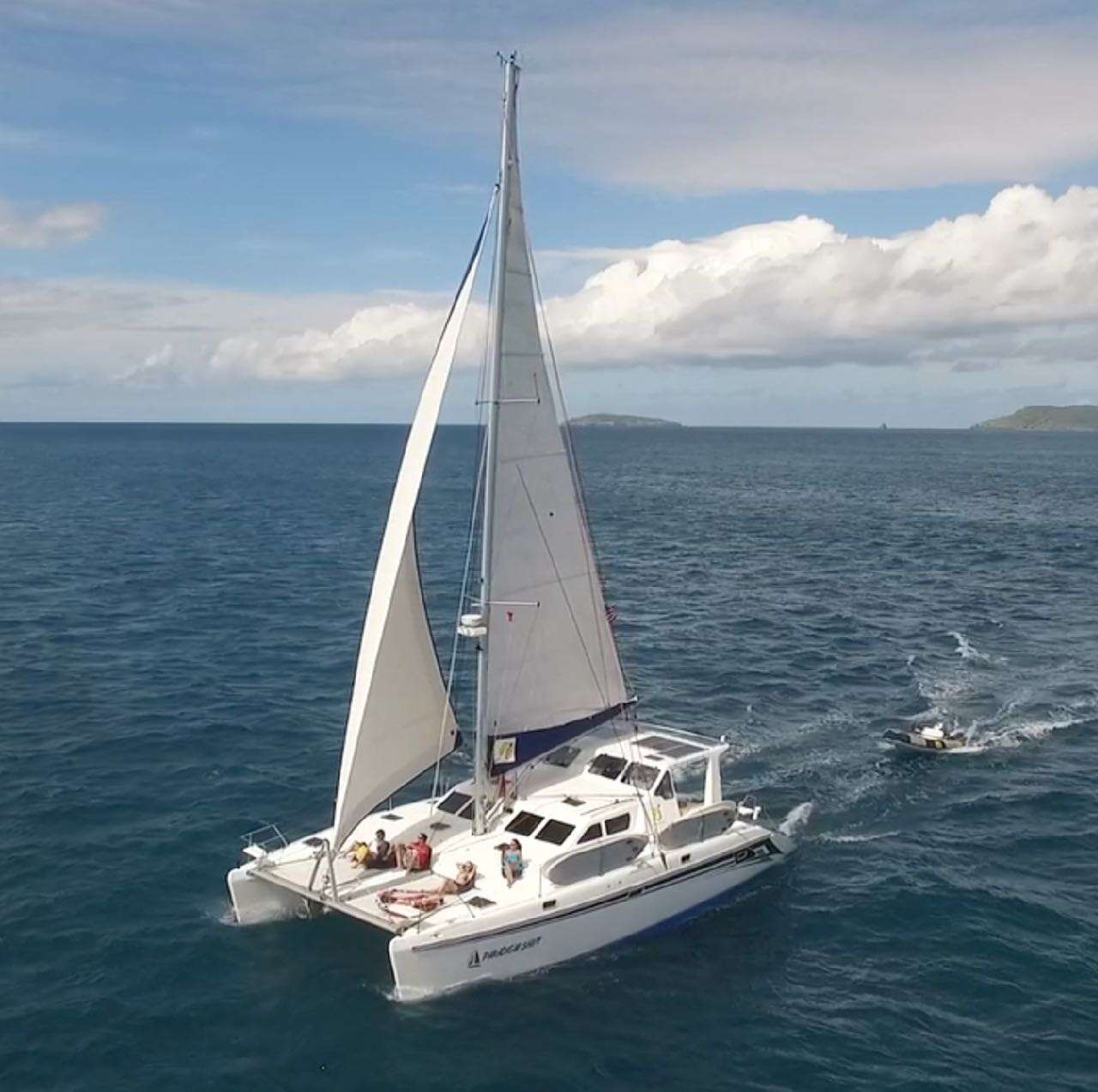 PARADIGM SHIFT yacht image # 3