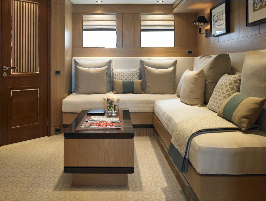 VIP suite / Convertible cabin