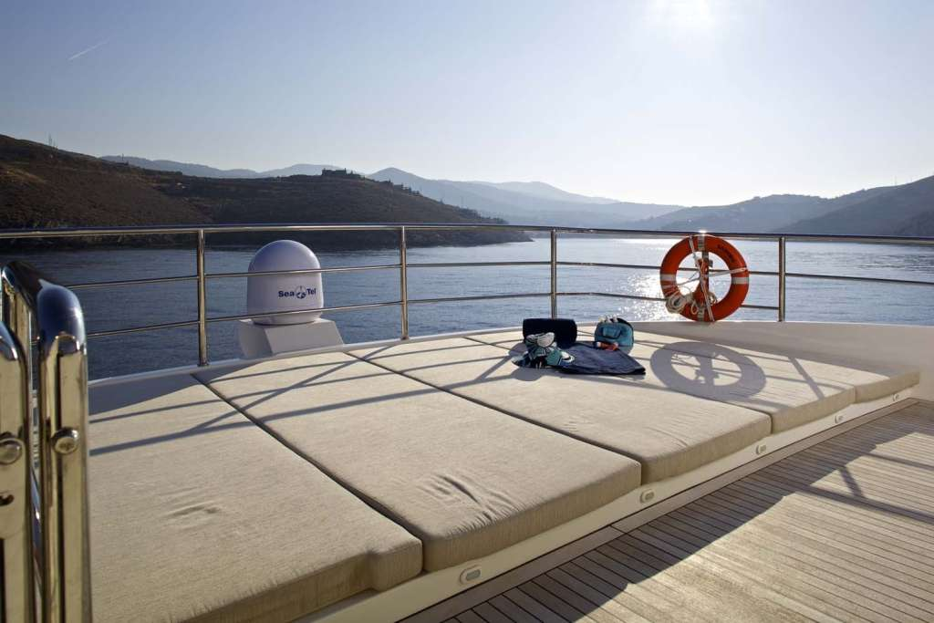 motor yacht SANJANA