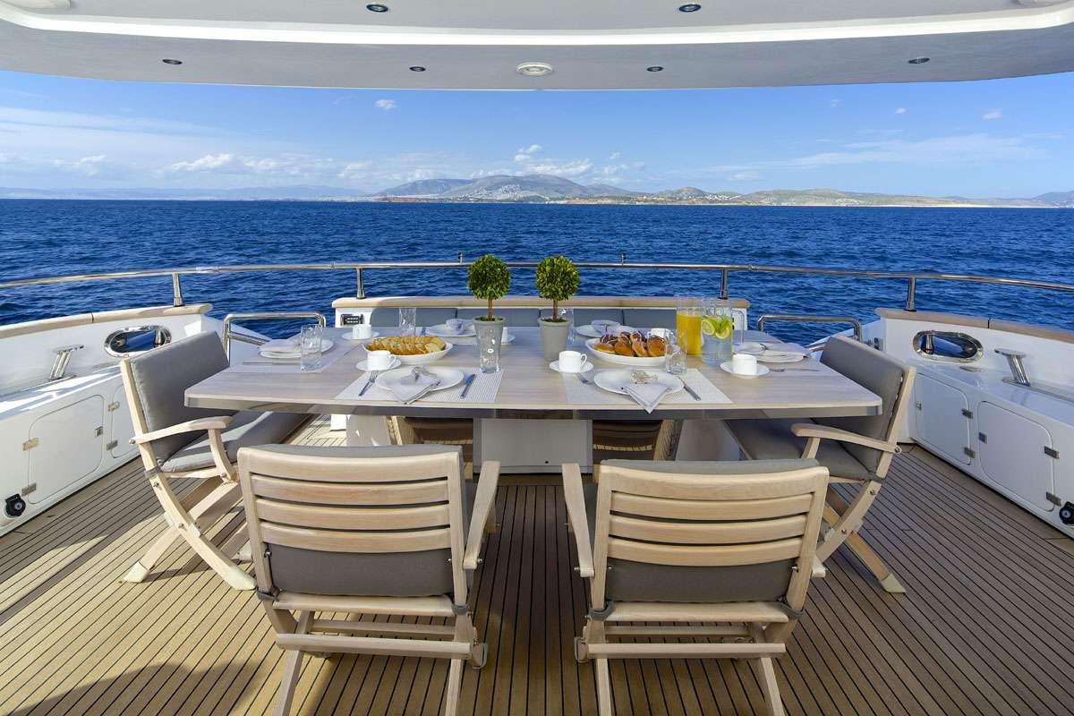 motor yacht CUDU