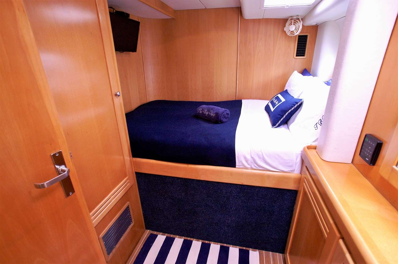 Queen guest cabin #2