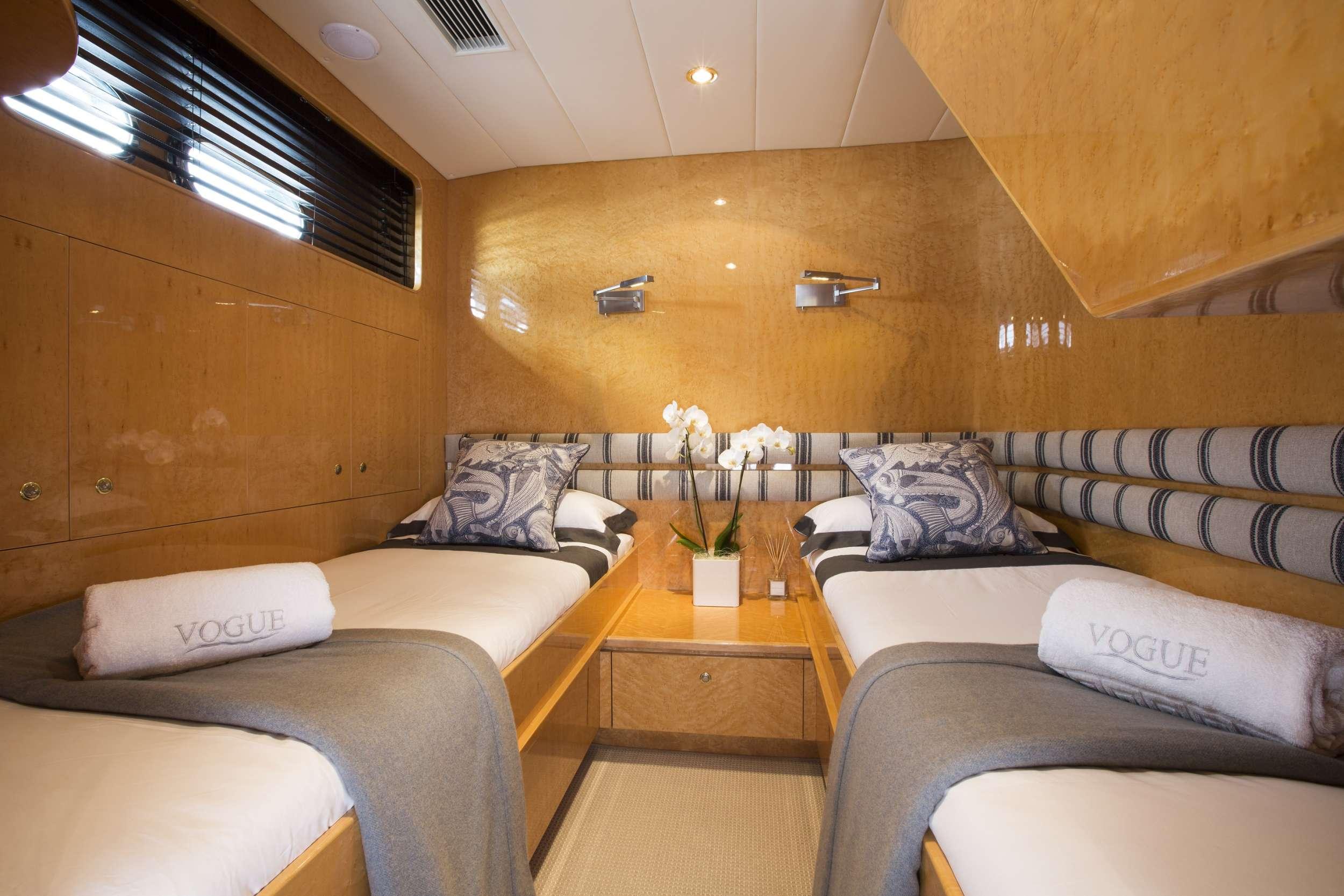 Guest Twin Cabin 2