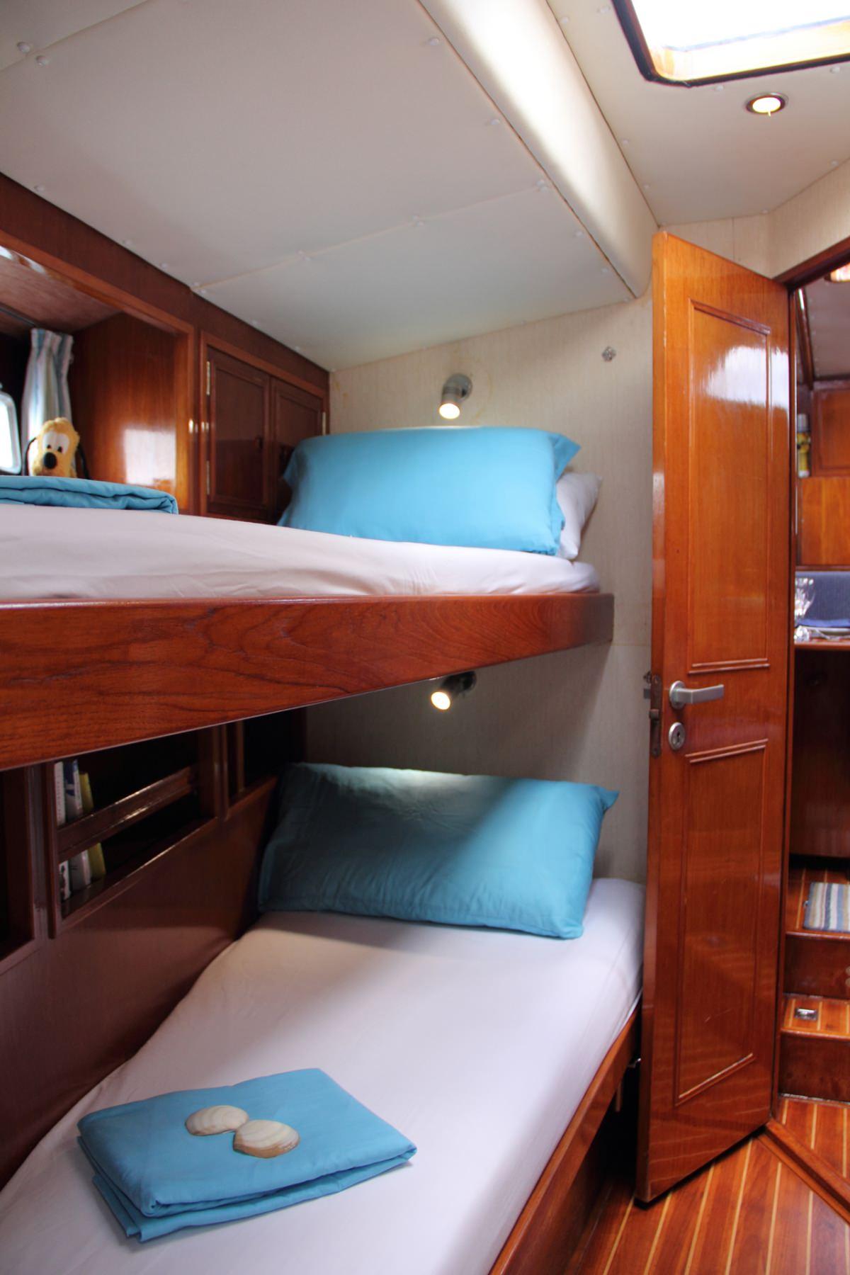 Starboard Forward Cabin