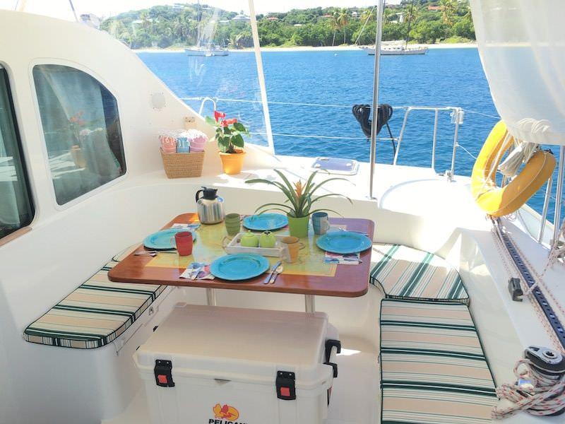 Sailing Yacht Mango