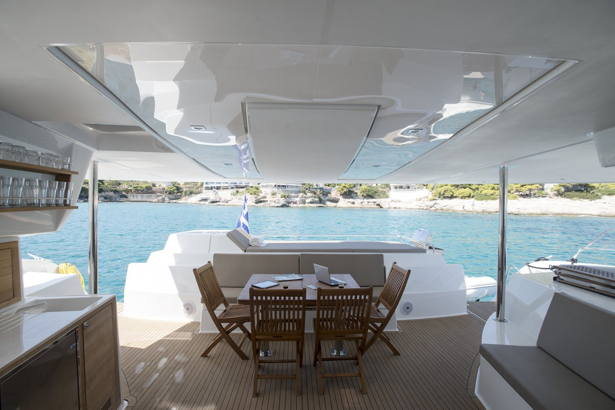 Catamaran Charter Highjinks