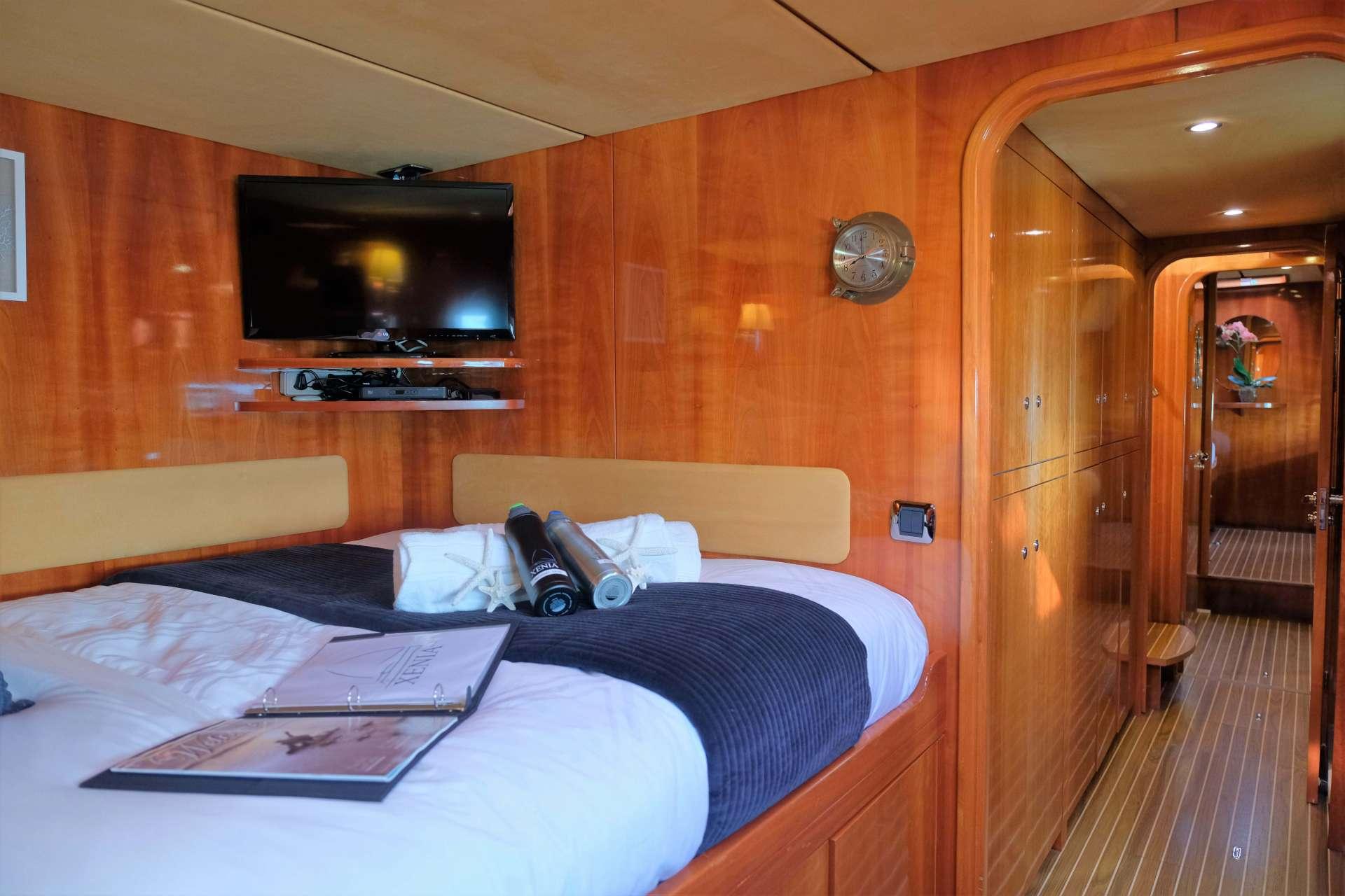 Queen guest cabin #3