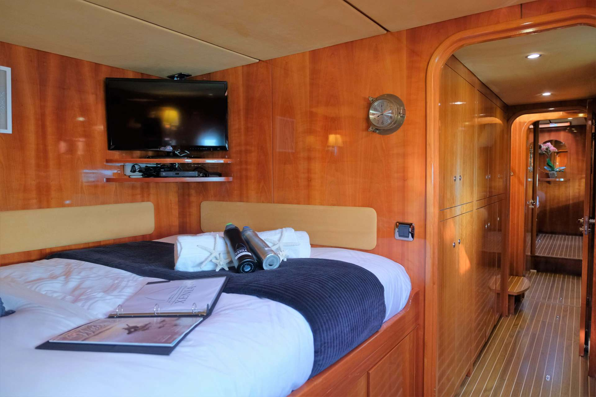 Xenia62 Sailing