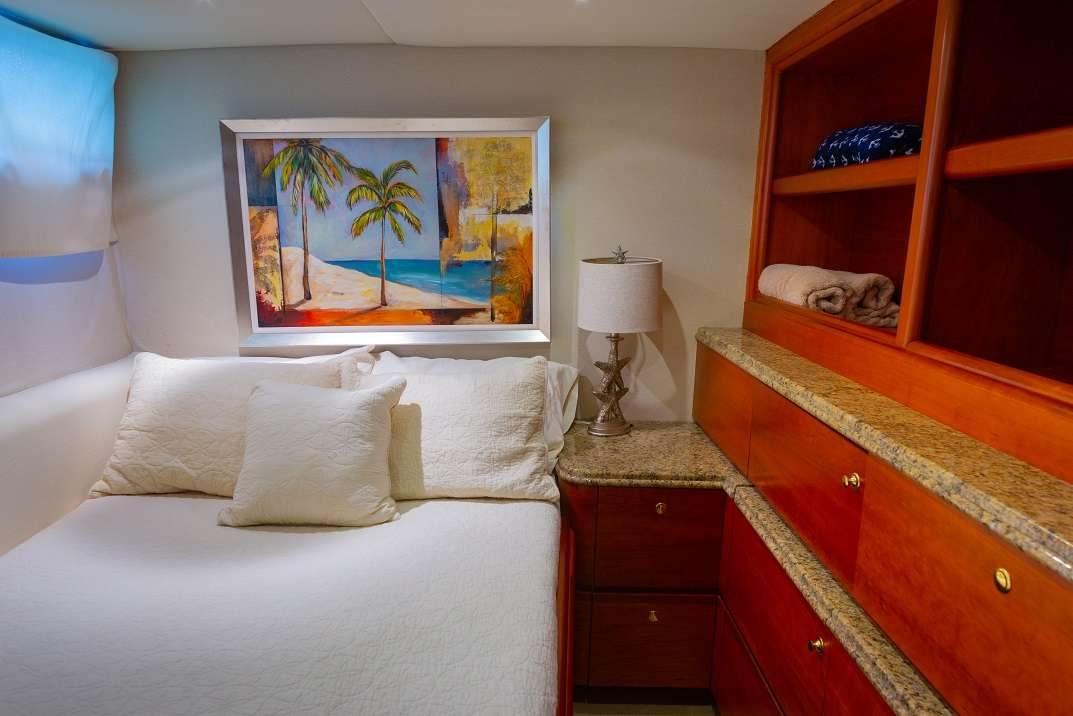 Guest Stateroom 2 - Double Bed