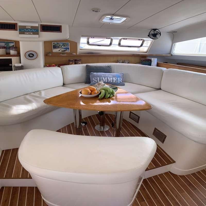 Catamaran Charter Nadiya
