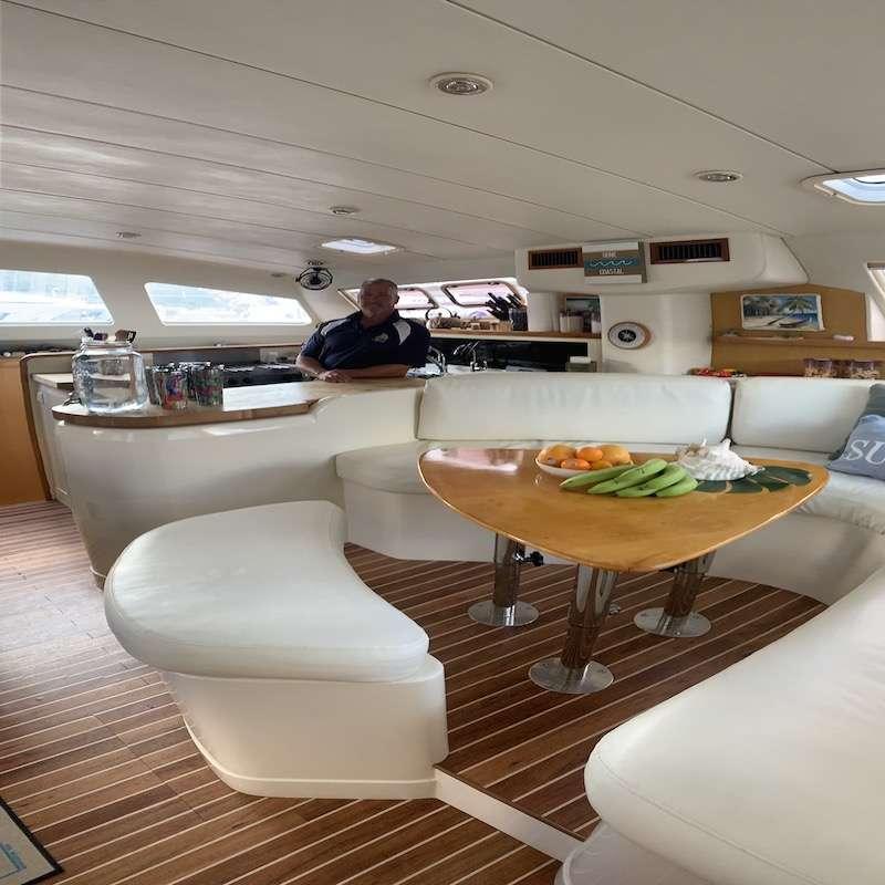 Yacht charter Nadiya
