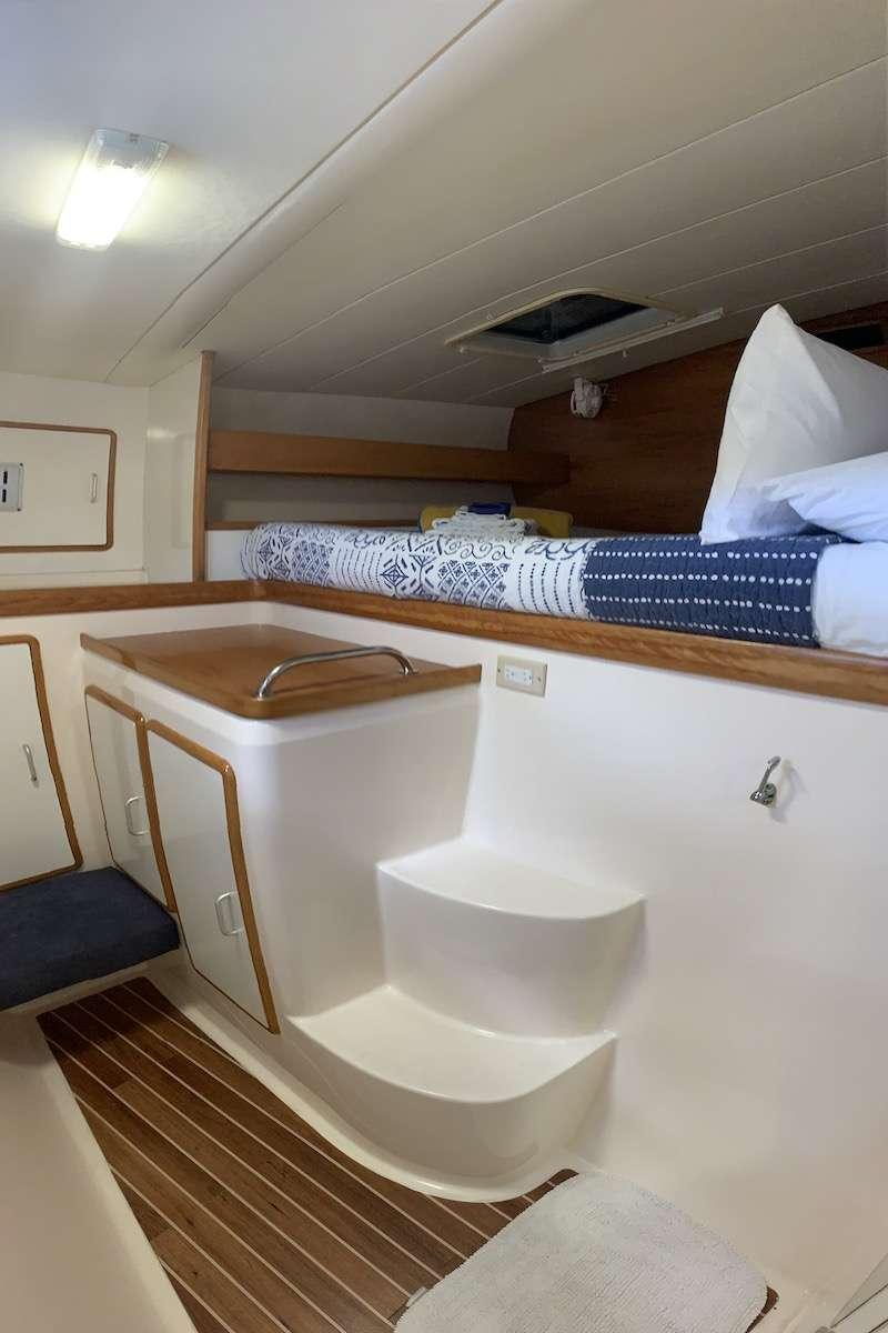 Port Fwd Cabin