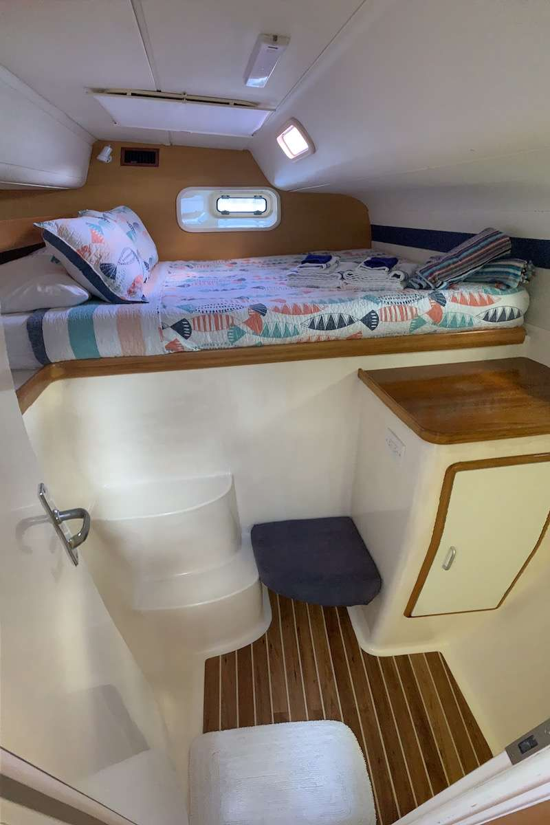 Nadiya Yacht Vacation
