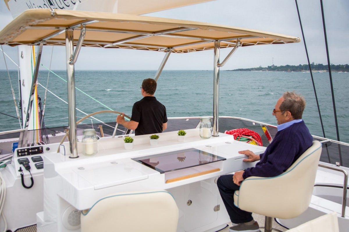 Catamaran Charter Windquest