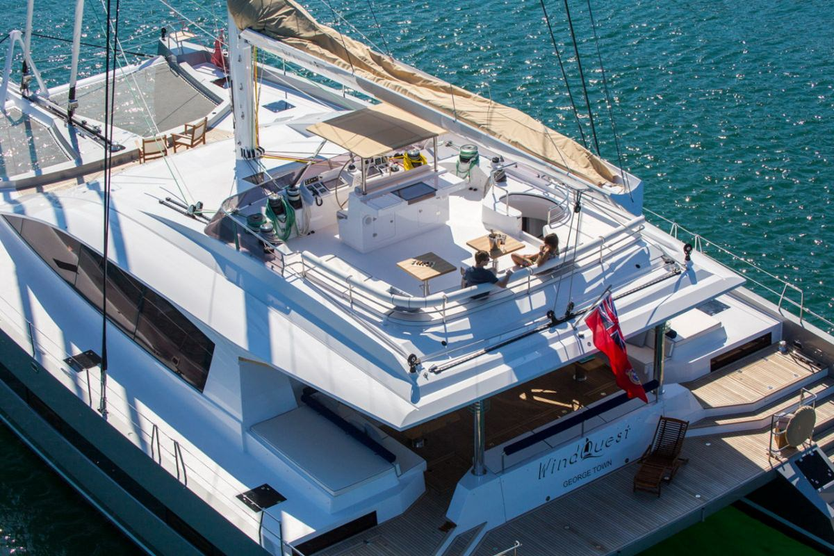 Sailing Yacht Windquest
