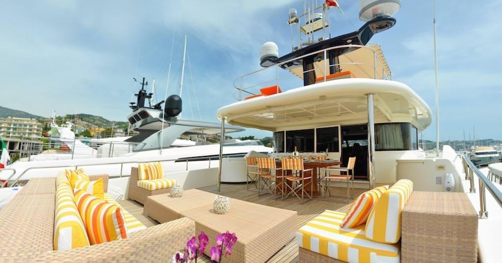 motor yacht CONQUISTADOR