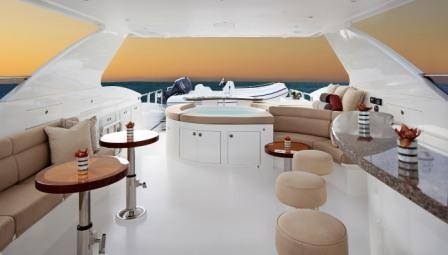 motor yacht CARBON COPY