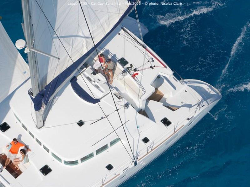 Catamaran Charter Sasha