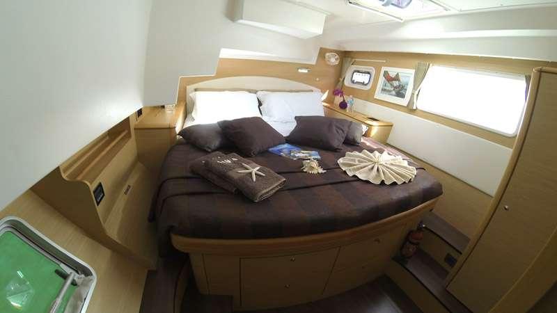 Port stern guests cabin
