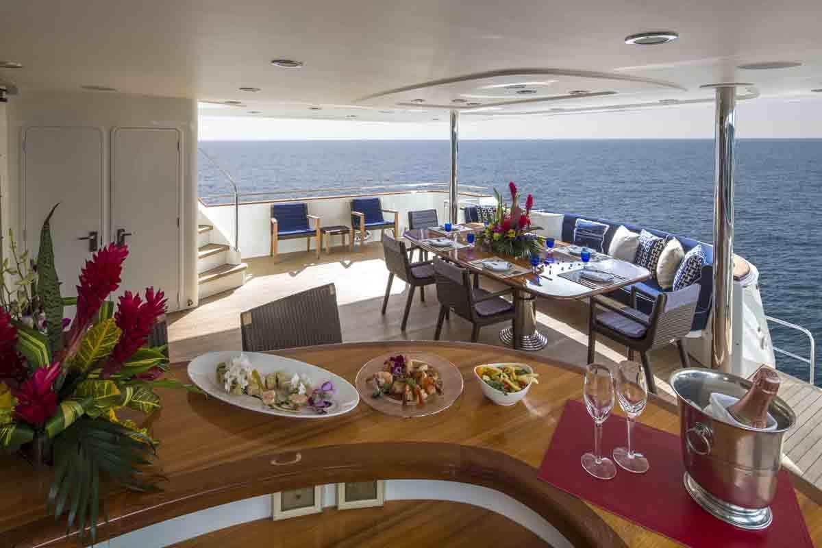 motor yacht PLAN A