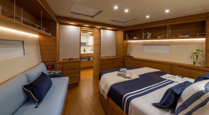Master Cabin Bed