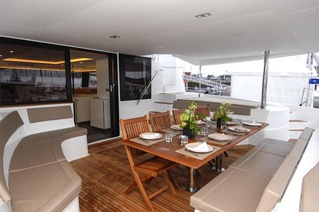 Yacht charter Magec