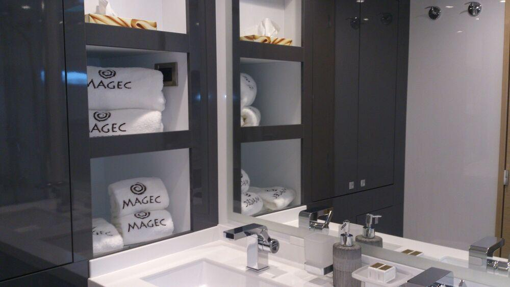 Comfortable Bathroom