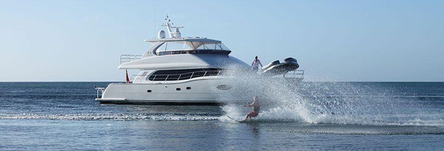 Enjoy a myriad of watersports