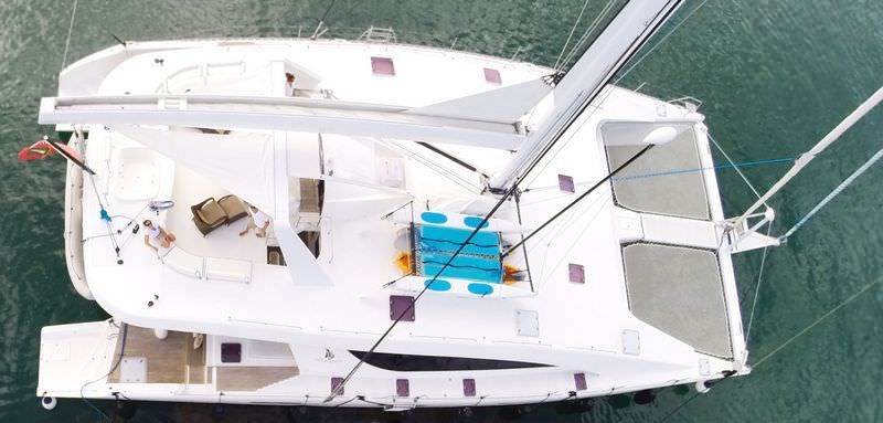 Catamaran Charter Kings Ransom