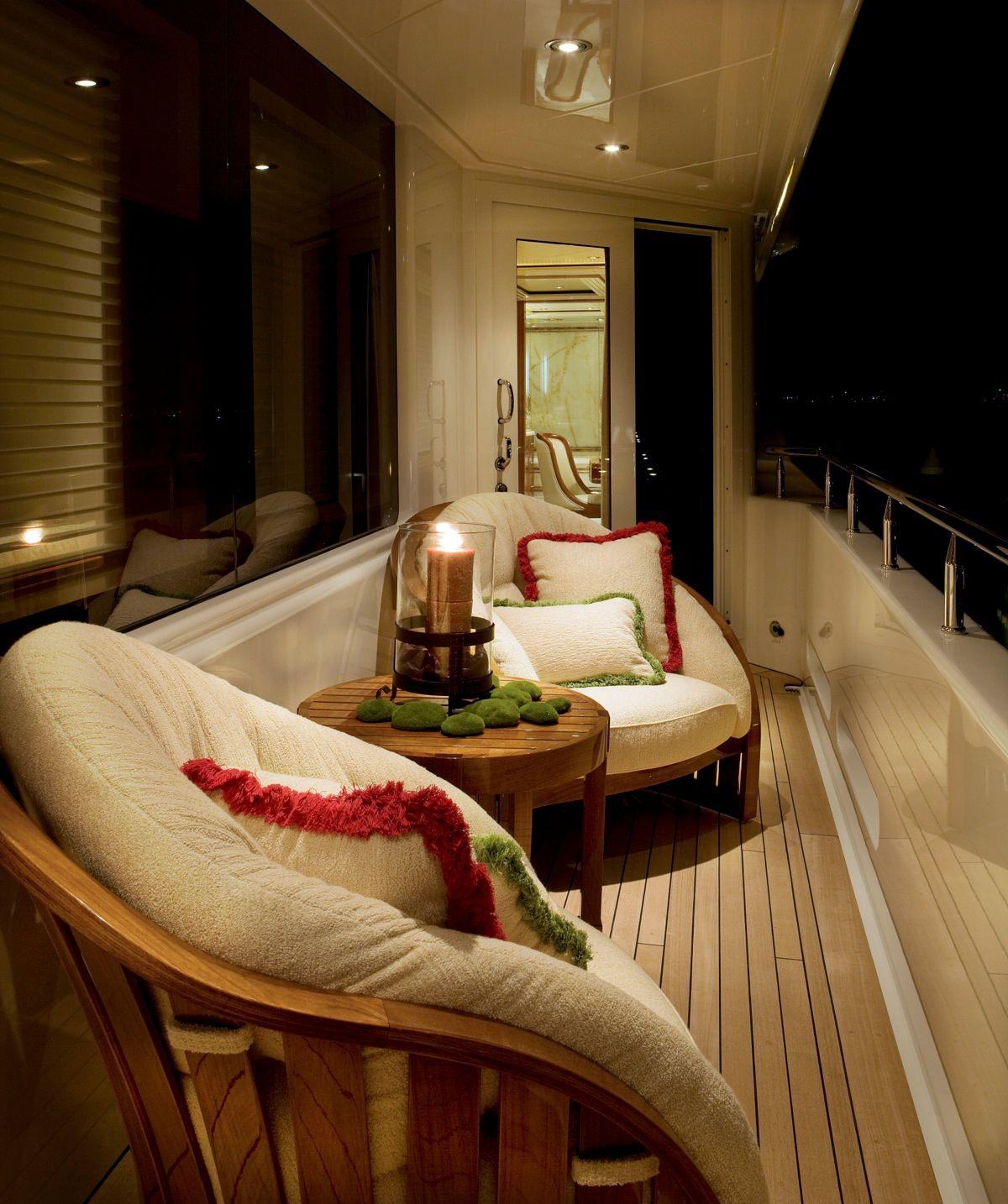 Private Balcony(s) - Skylounge & VIP