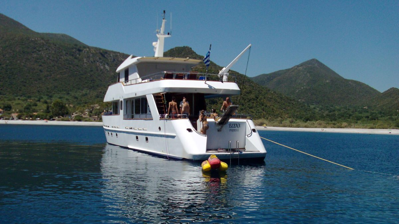 motor yacht ELENA