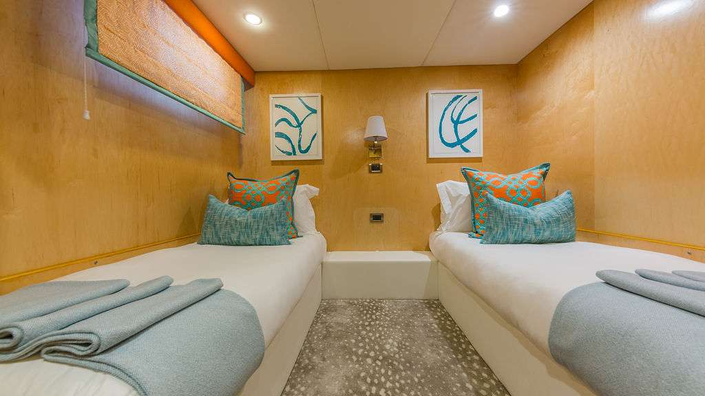Twin Stateroom 3