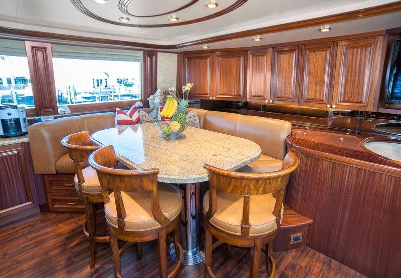 motor yacht WILD KINGDOM