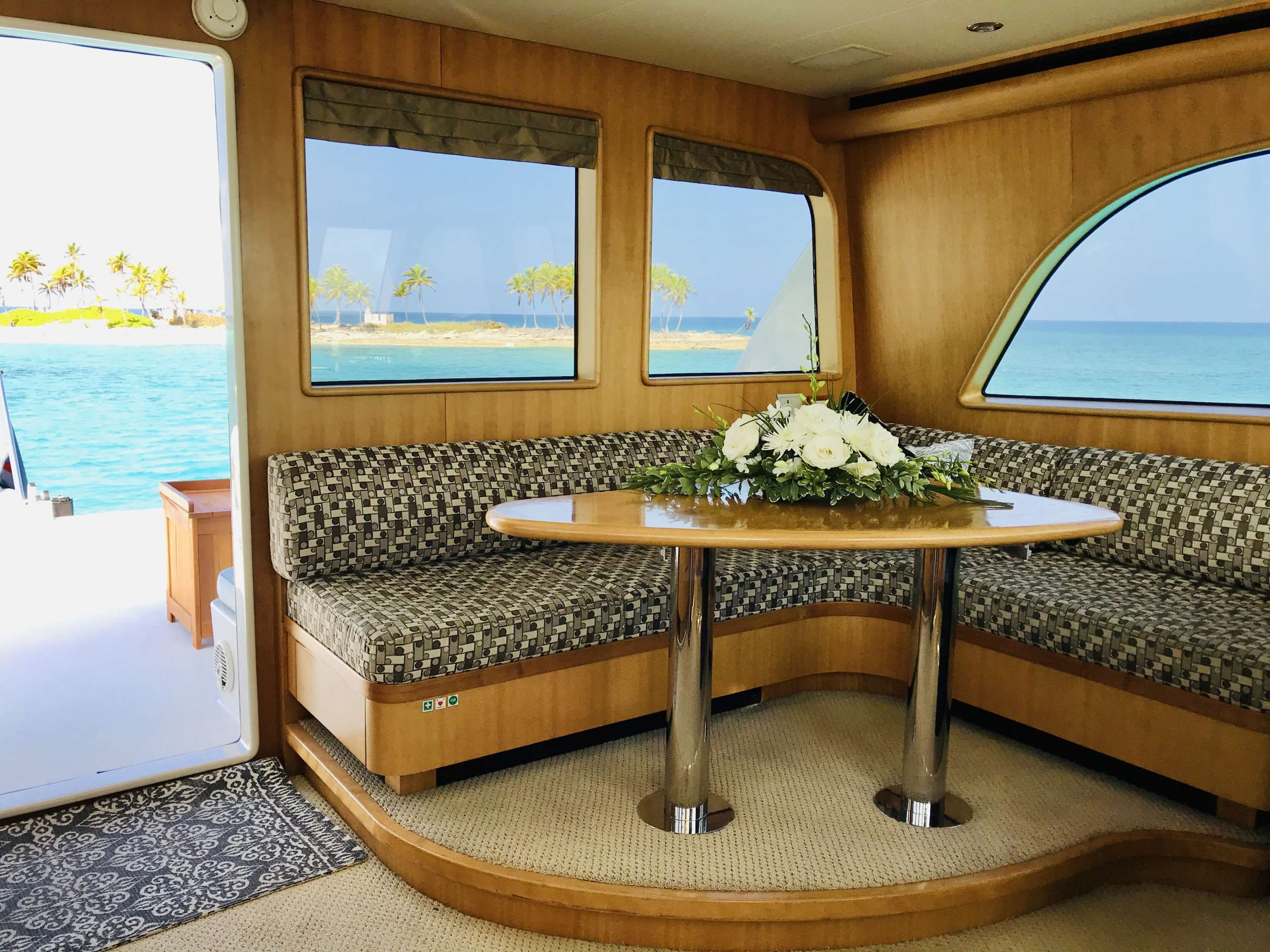 Galley Seating Area