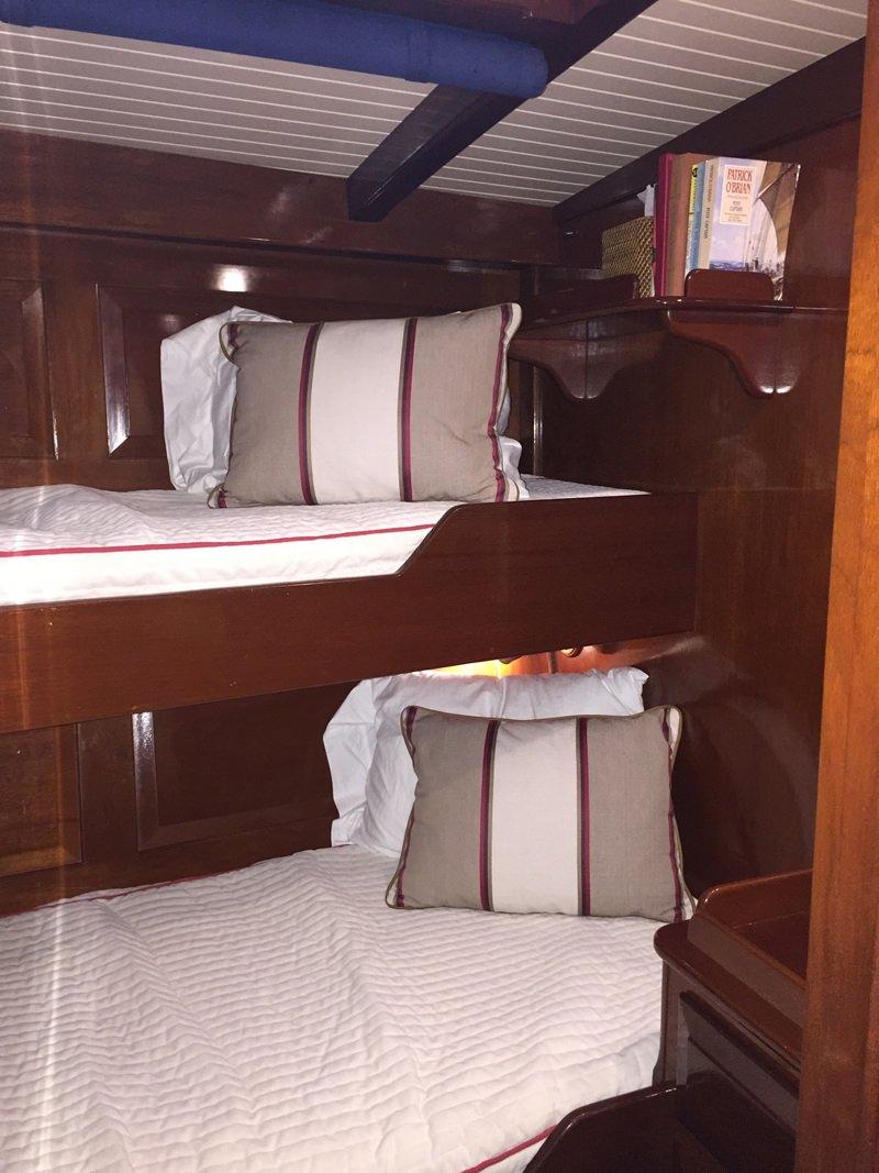Upper/Lower Guest Cabin