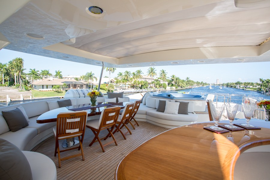 motor yacht HAPPY HOUR