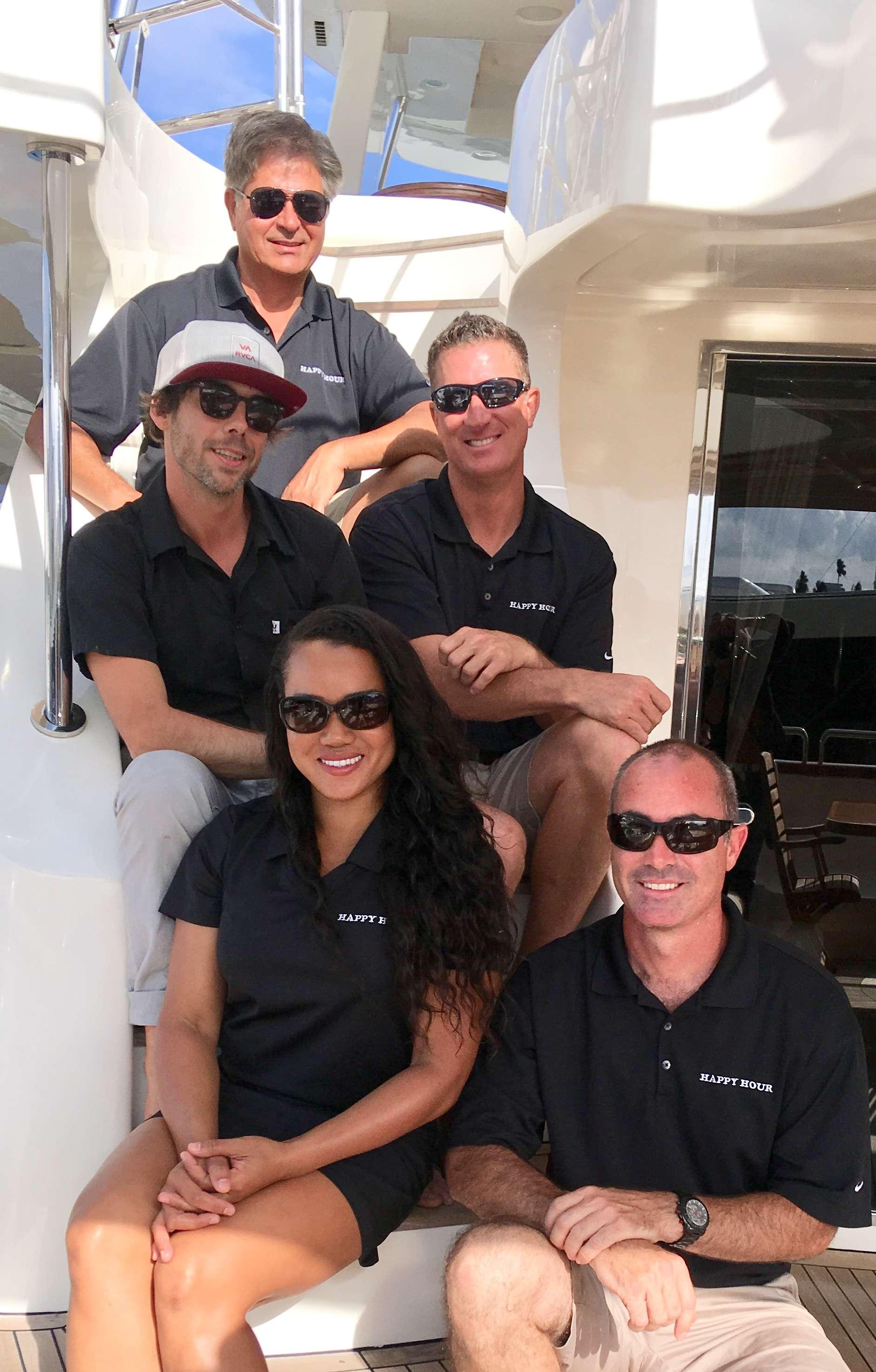 HAPPY HOUR Crew