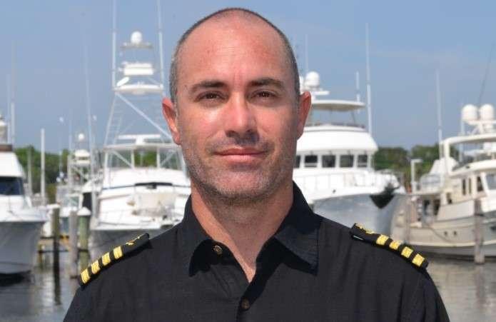 Joshua Tsoumis  Captain